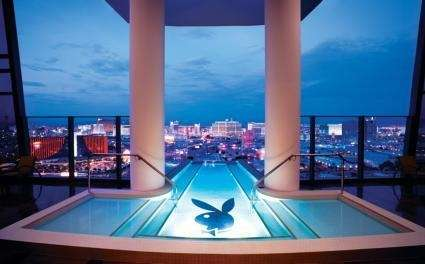 Palms Casino Resort's 7,000-square-foot Hugh Hefner Sky Villa
