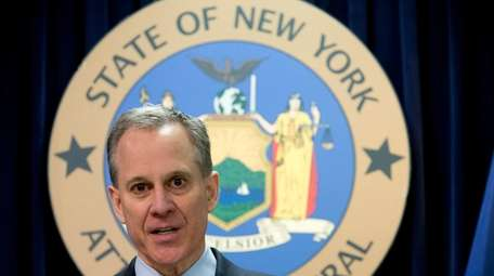 NY Attorney General Eric T. Schneiderman is investigating