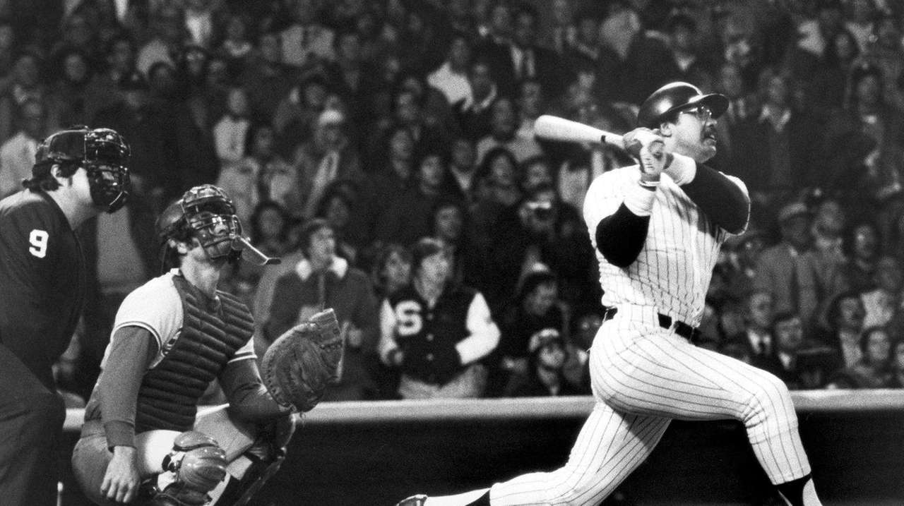 That World Series night when Reggie Jackson became 'Mr. October' | Newsday