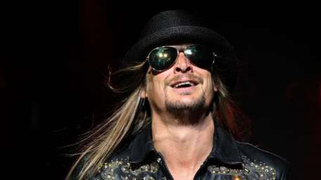 Kid Rock says he's not running for U.S.