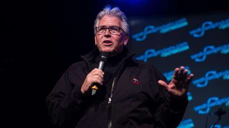 WFAN Radio host Mike Francesa at the fourth annual