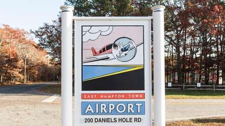 The new law concerning East Hampton Town Airport,