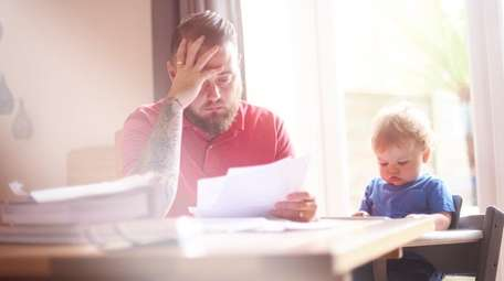 To avoid a shock when tax time comes,