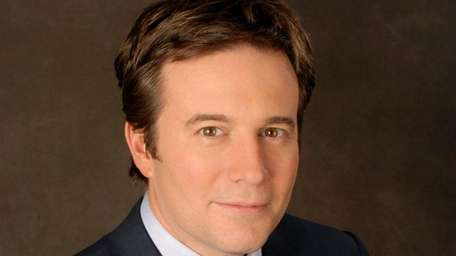 Jeff Glor has been named anchor of the