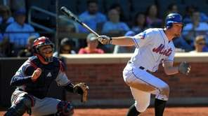 New York Mets first baseman Daniel Murphy