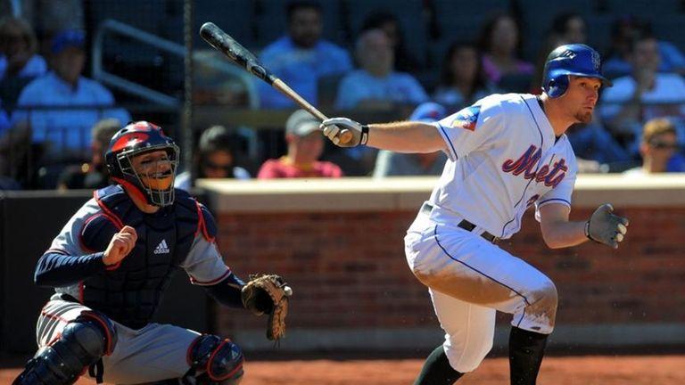 New York Mets first baseman Daniel Murphy