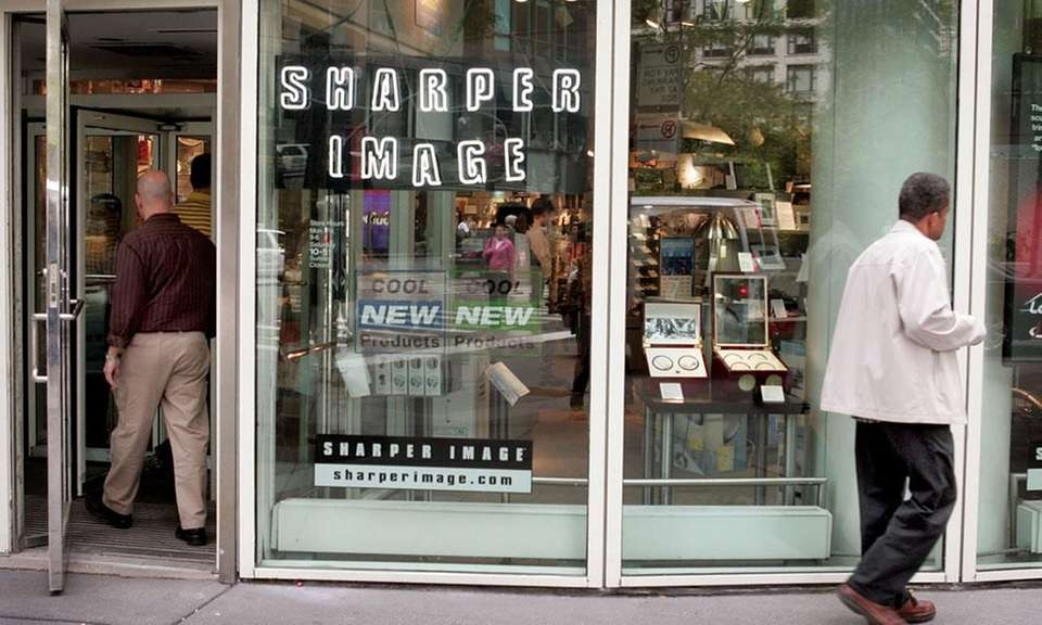 Sharper Image was founded in 1977 in San