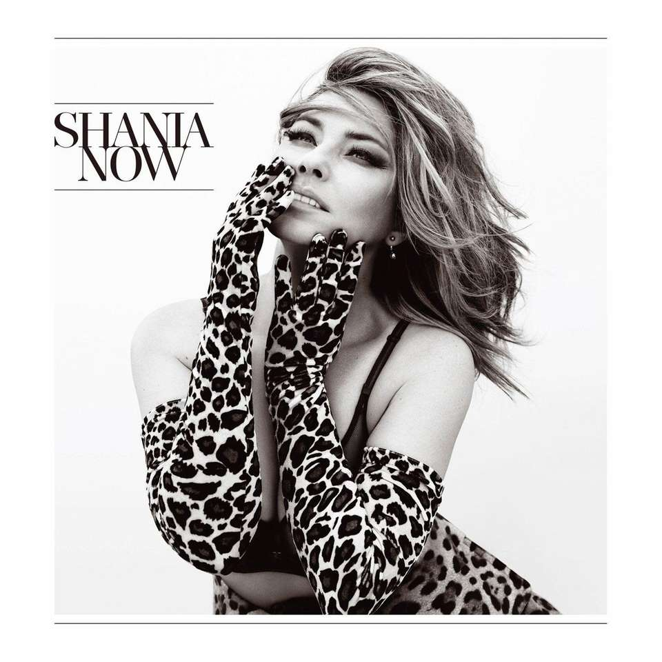 Shania Twain first album in 15 years,