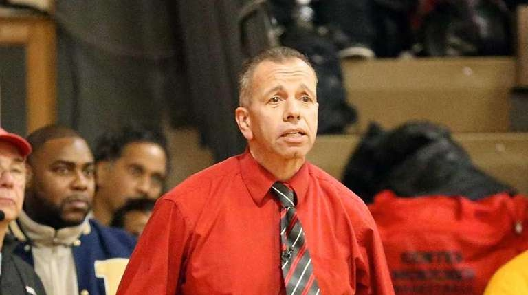 Jack Agostino, ex-Amityville hoops coach, is back in the