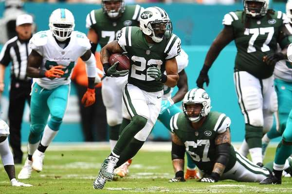 Matt Forte blasts Jets play-calling on Sunday