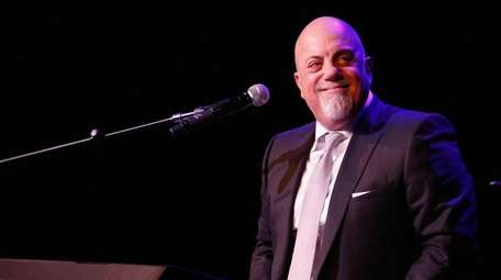 Billy Joel performs onstage at the ASCAP Centennial