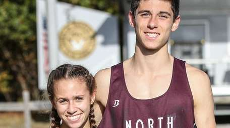 North Shore's Sophie and Jack Rosencrans both won