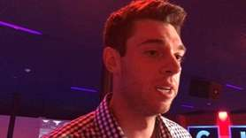 Mets pitcher Steven Matz talked about his rehab