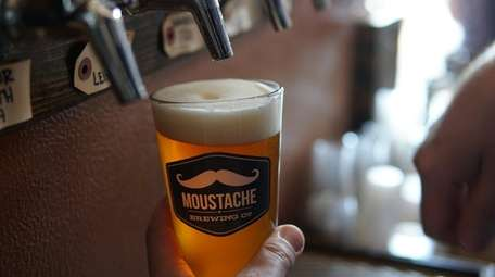 Moustache Brewing Co. will be expanding its Riverhead