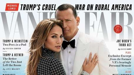 Jennifer Lopez and Alex Rodriguez talk about their