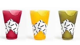 Sweet and sustainable, these edible candy cups come