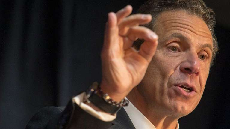 Gov. Andrew M. Cuomo lashed out at President