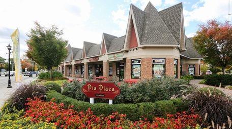 Pia Plaza in Glen Head is in the