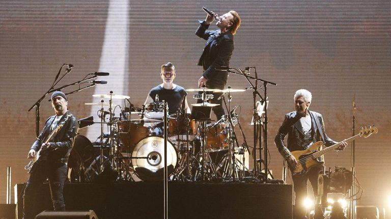 U2 To Play Nassau Coliseum Madison Square Garden In June 2018 Newsday