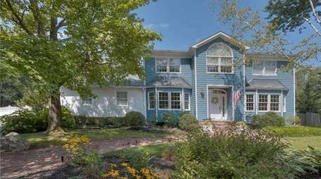 This four-bedroom Colonial, listed for $1.499 million in