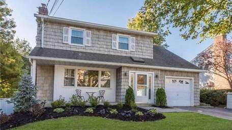 This four-bedroom Colonial, is listed for $729,000 in