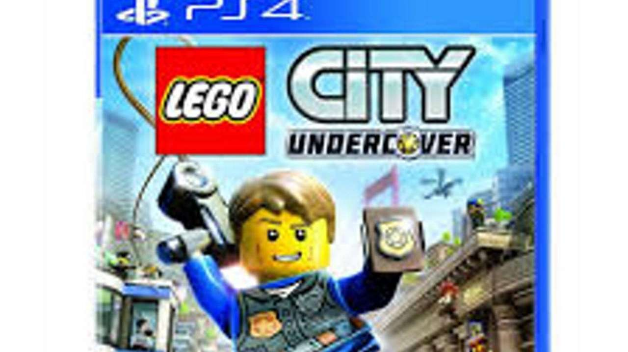the lego city undercover video game is a blast to play