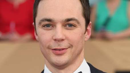 Actor Jim Parsons is among the cast in