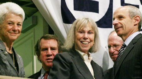 In this June 23, 2008, file photo, members