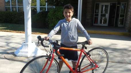 Kidsday reporter Axel Casares says the Islabike Luath
