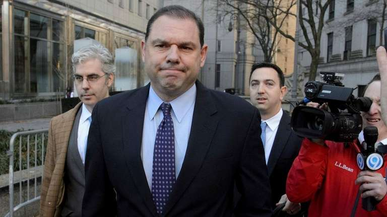 Attorneys for former Cuomo administration official Joseph Percoco,