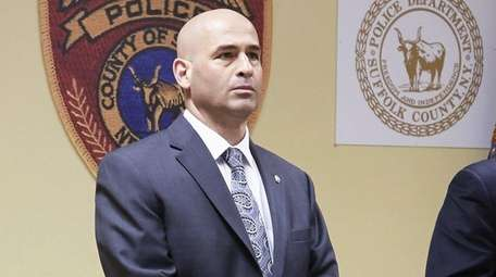 Gerard Gigante, Suffolk police chief of detectives, seen