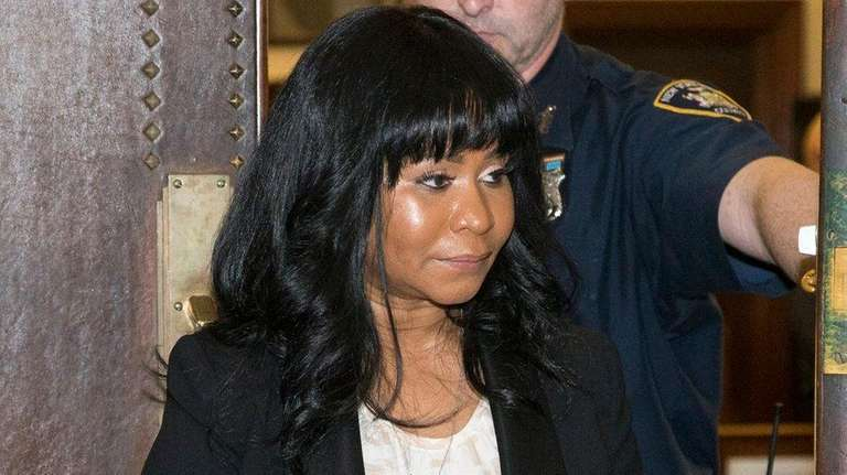 Carol Maraj, mother of Nicki Minaj and defendant