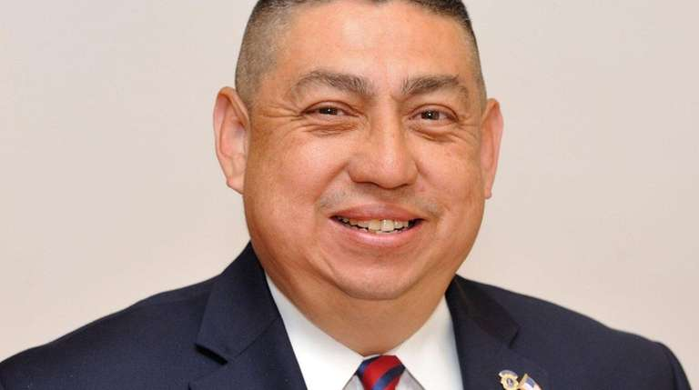 Angel Cepeda, Republican candidate for Nassau County's 16th