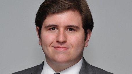 Alex Melton, Democratic candidate for Nassau County's 12th