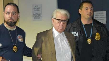 Ernesto Lopez, a New York-licensed doctor, after he