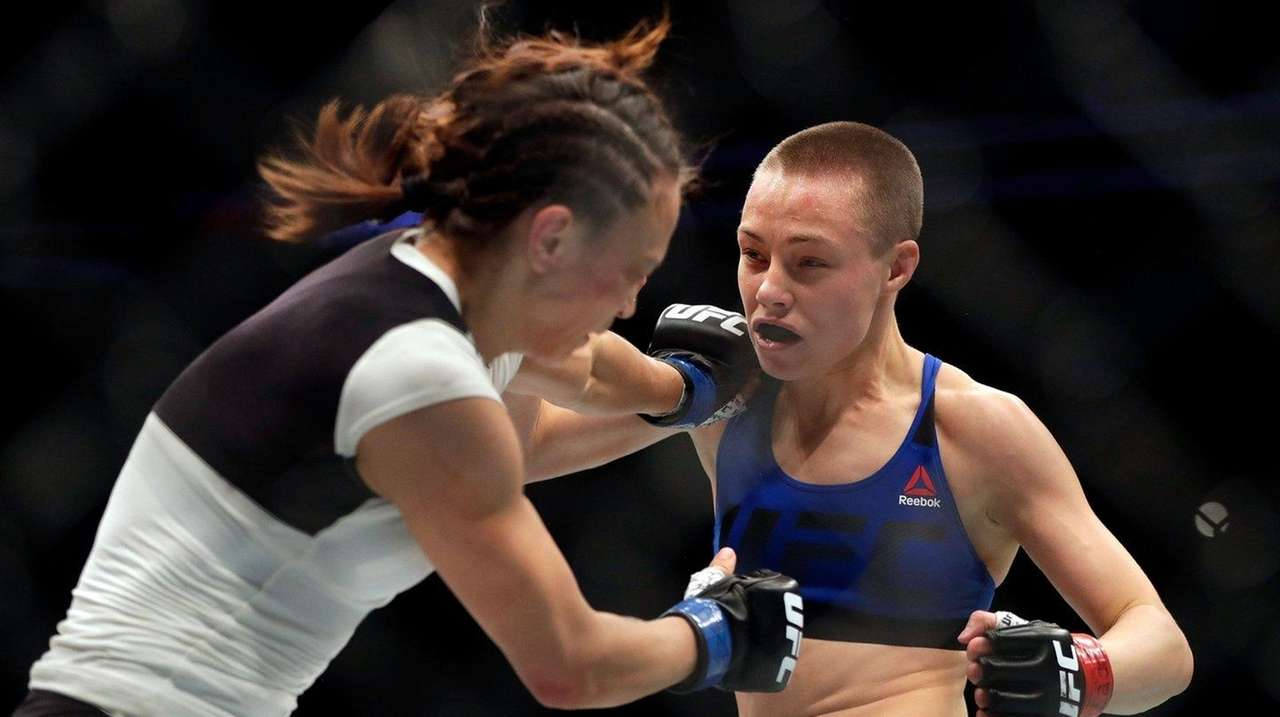Rose Namajunas Ready For Ufc 217 Fight Against Joanna -4803
