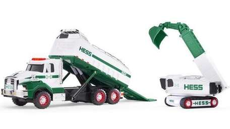 The new truck features a hydraulic powered lifting