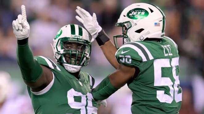 Muhammad Wilkerson be ing a force again for the Jets