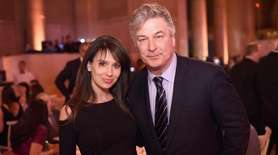 Alec Baldwin and his wife, Hilaria, are parents
