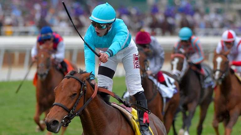 Breeders' Cup final show for Lady Eli | Newsday