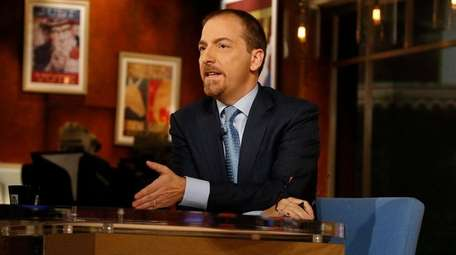 Chuck Todd has been moderator of