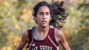 Roshni Singh of Bay Shore wins the Suffolk