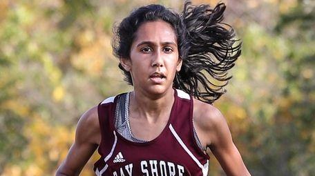 Roshni Singh of Bay Shore wins the Suffolk