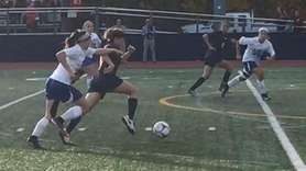 Morgan Camarda scored the winning goal as No.