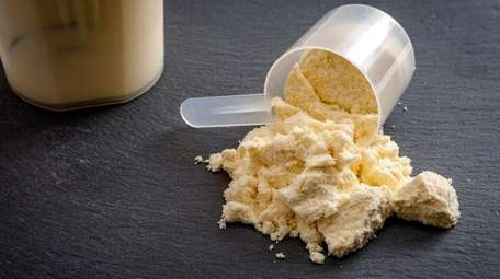Protein powders have skyrocketed in popularity, but nutritionists