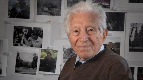 Tony Vaccaro, 94, of Long Island City in