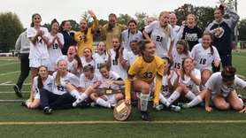 Massapequa defeated Northport, 2-1, in the girl soccer