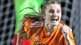 Sophie Ryan scored the final goal in the