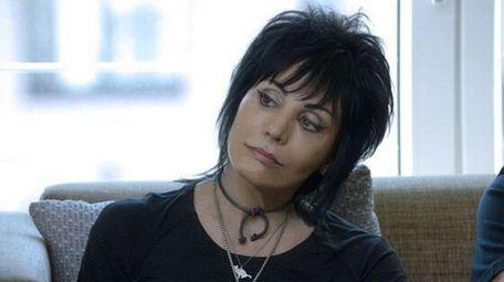 Joan Jett appears in the documentary
