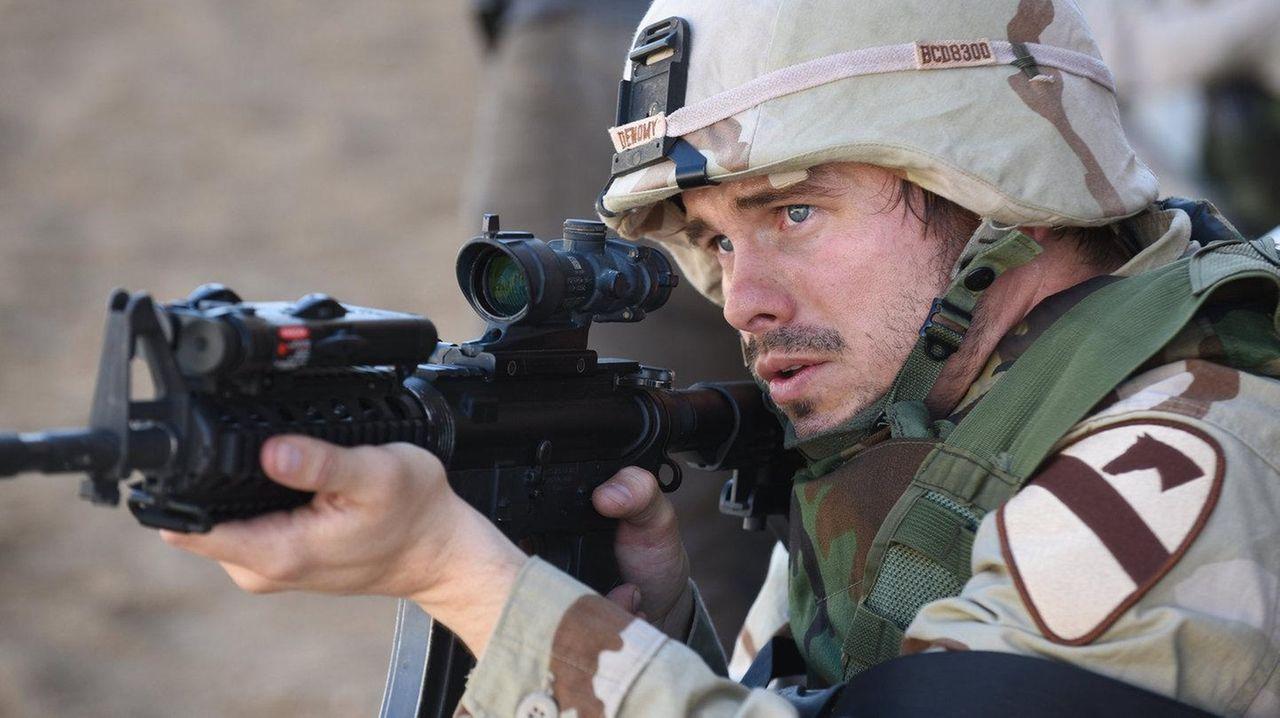 Jason Ritter portrays Capt. Troy Denomy in